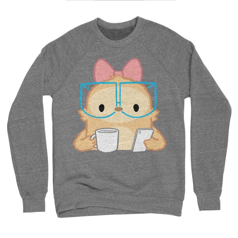 Slothilda Men's Sponge Fleece Sweatshirt by SLOTHILDA