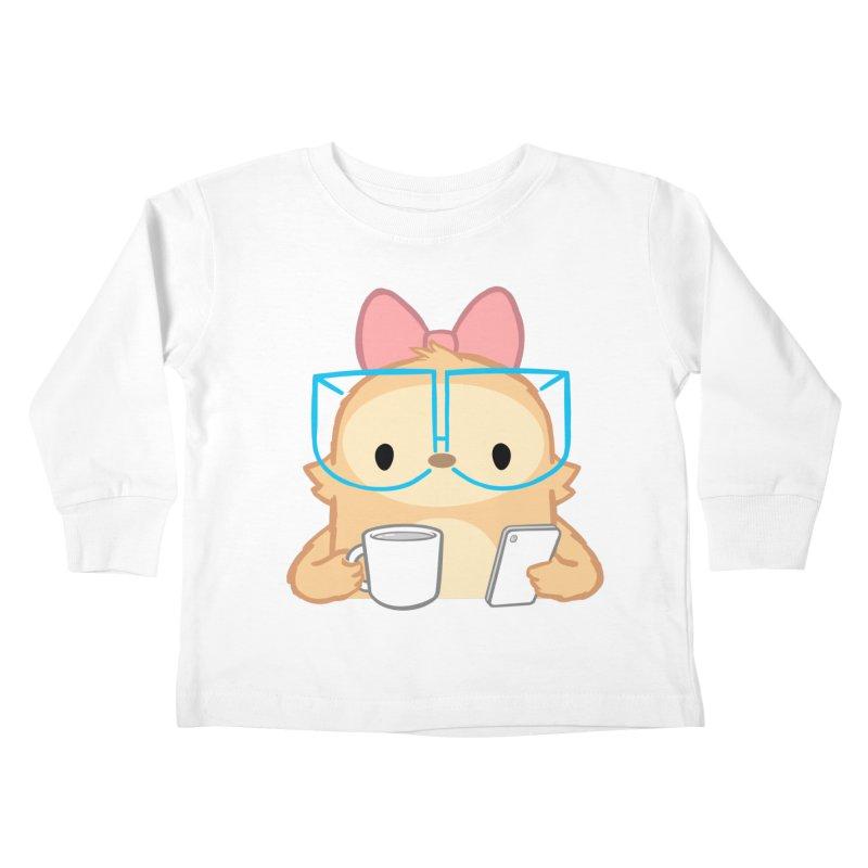 Slothilda Kids Toddler Longsleeve T-Shirt by SLOTHILDA