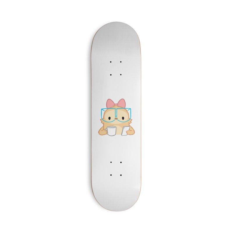 Slothilda Accessories Deck Only Skateboard by SLOTHILDA