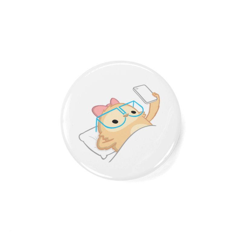 #SlothLife Accessories Button by SLOTHILDA