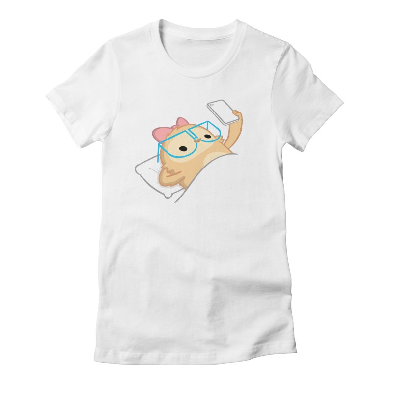 #SlothLife Women's Fitted T-Shirt by SLOTHILDA