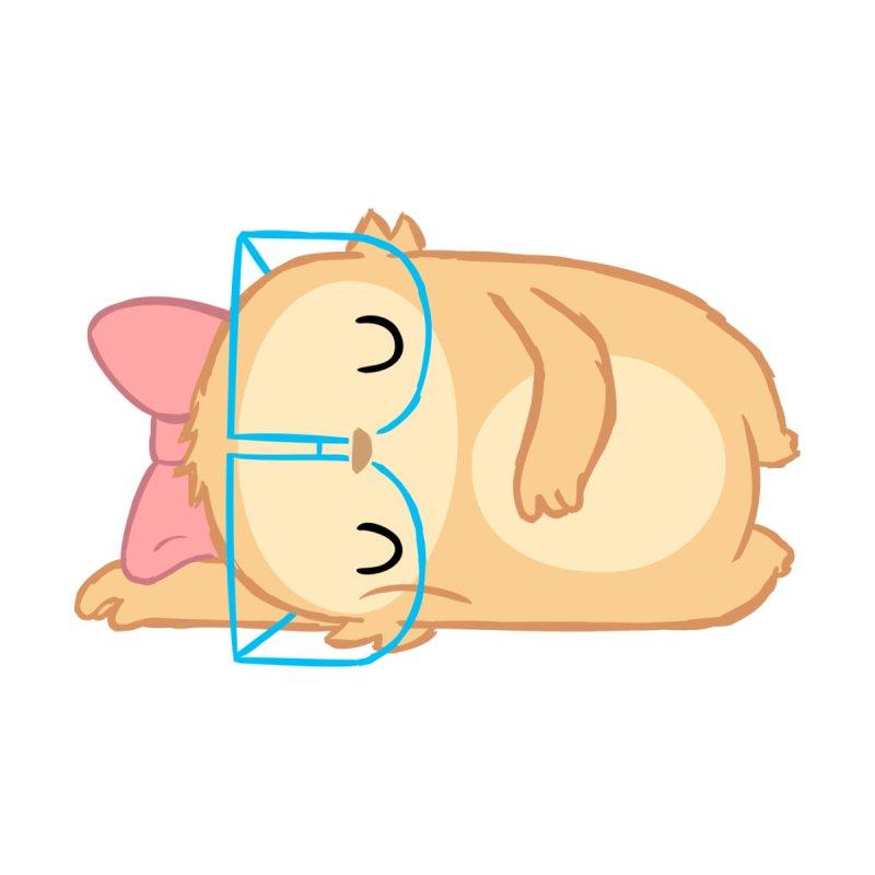 Sleepy Accessories Zip Pouch by SLOTHILDA