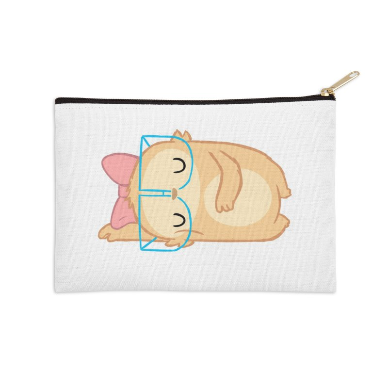 Sleepy in Zip Pouch by SLOTHILDA