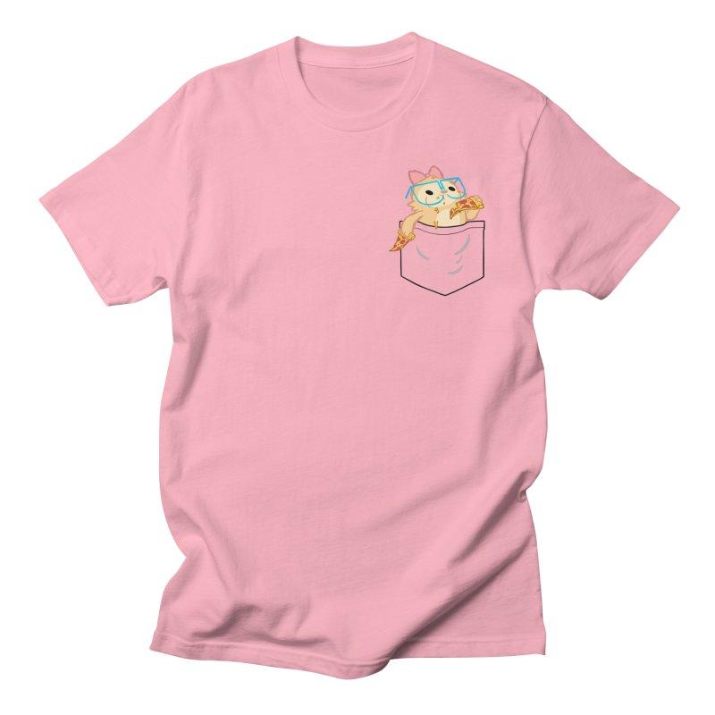 Pizza Pocket Women's Regular Unisex T-Shirt by SLOTHILDA