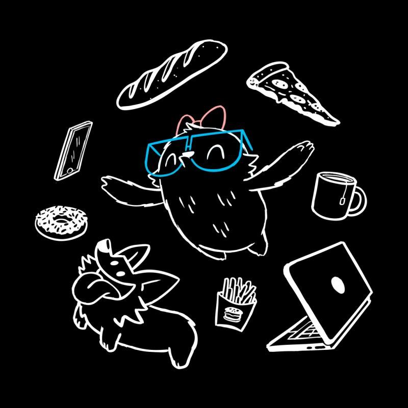 Favorite Things Women's T-Shirt by SLOTHILDA