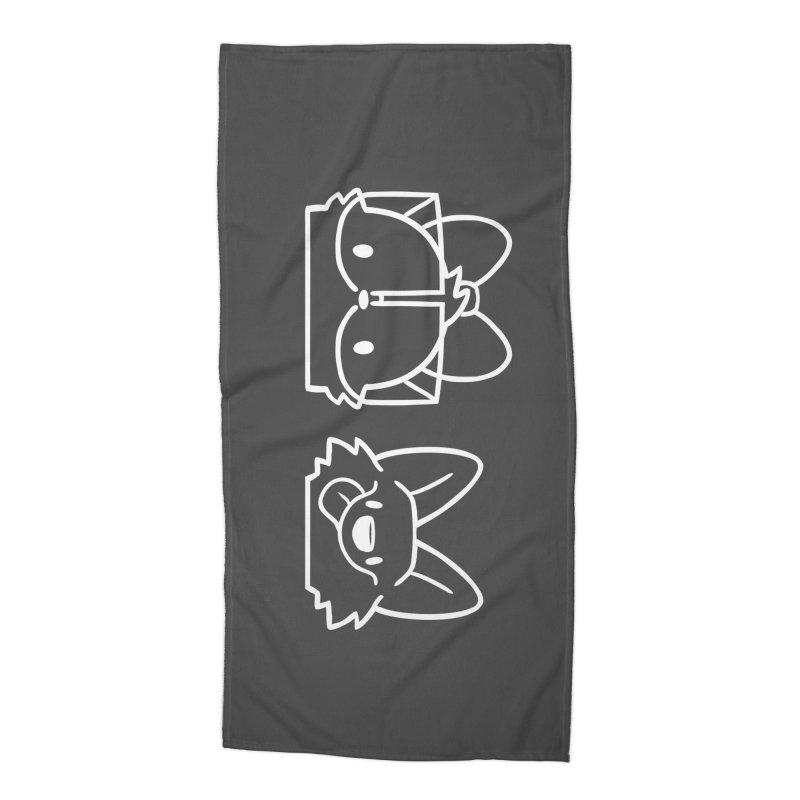 Best Friends Accessories Beach Towel by SLOTHILDA