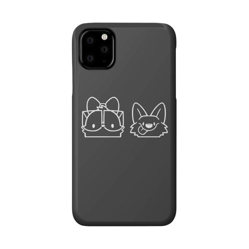 Best Friends Accessories Phone Case by SLOTHILDA
