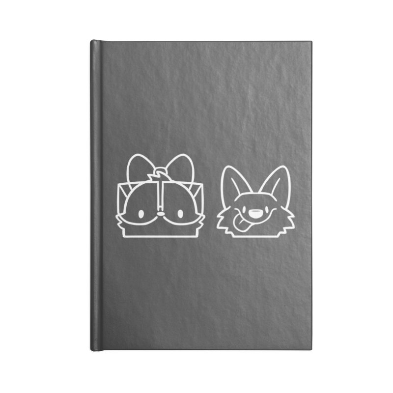 Best Friends Accessories Blank Journal Notebook by SLOTHILDA