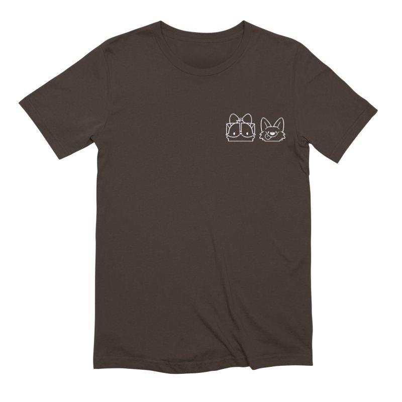 Best Friends Men's Extra Soft T-Shirt by SLOTHILDA
