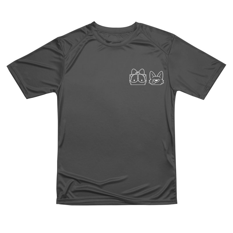 Best Friends Men's Performance T-Shirt by SLOTHILDA