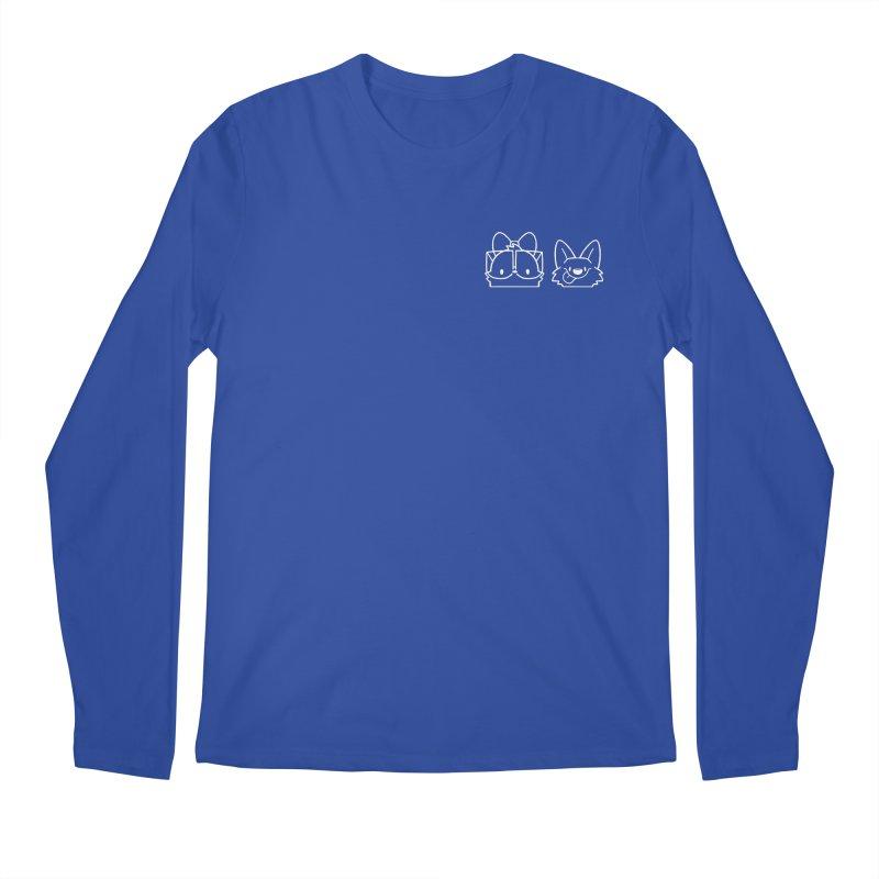 Best Friends Men's Regular Longsleeve T-Shirt by SLOTHILDA