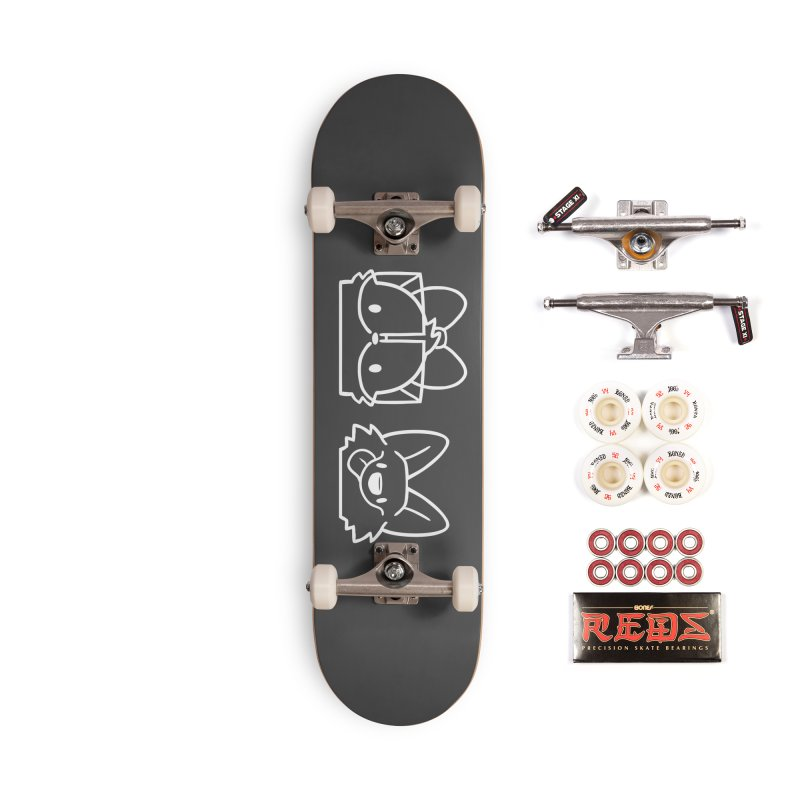 Best Friends Accessories Complete - Pro Skateboard by SLOTHILDA