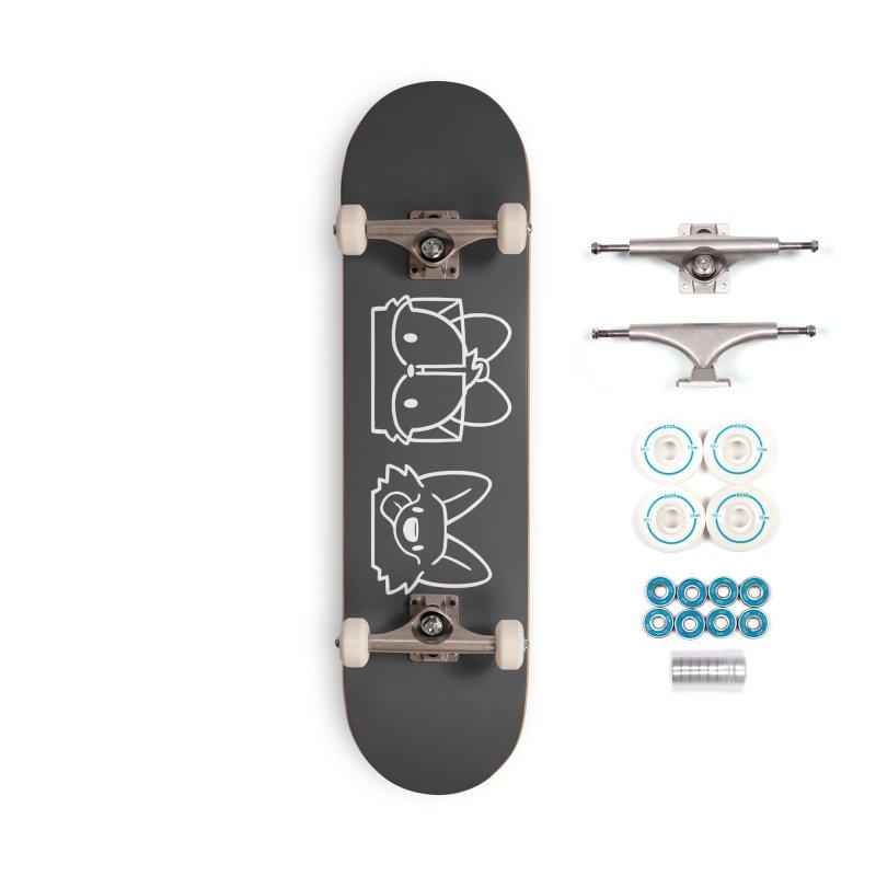 Best Friends Accessories Complete - Basic Skateboard by SLOTHILDA