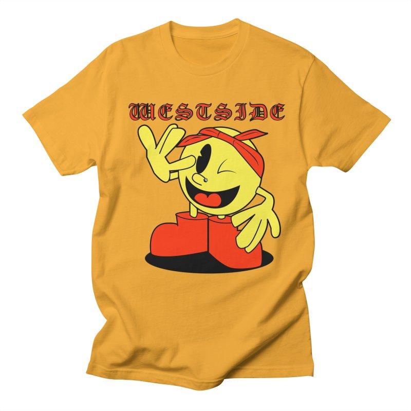 Westside Men's T-Shirt by Slugamo's Threads