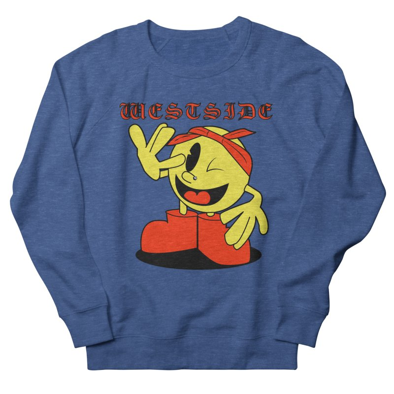 Westside Men's Sweatshirt by Slugamo's Threads