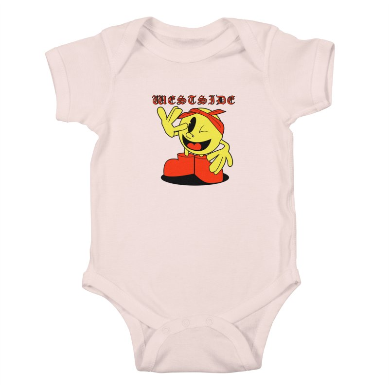 Westside Kids Baby Bodysuit by Slugamo's Threads