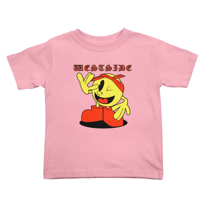 Westside Kids Toddler T-Shirt by Slugamo's Threads