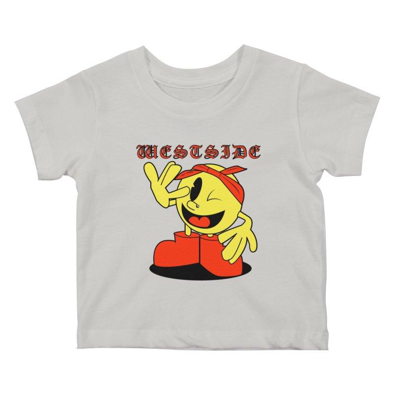 Westside Kids Baby T-Shirt by Slugamo's Threads