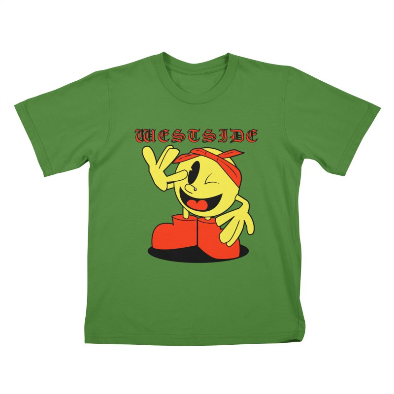 Westside Kids T-shirt by Slugamo's Threads