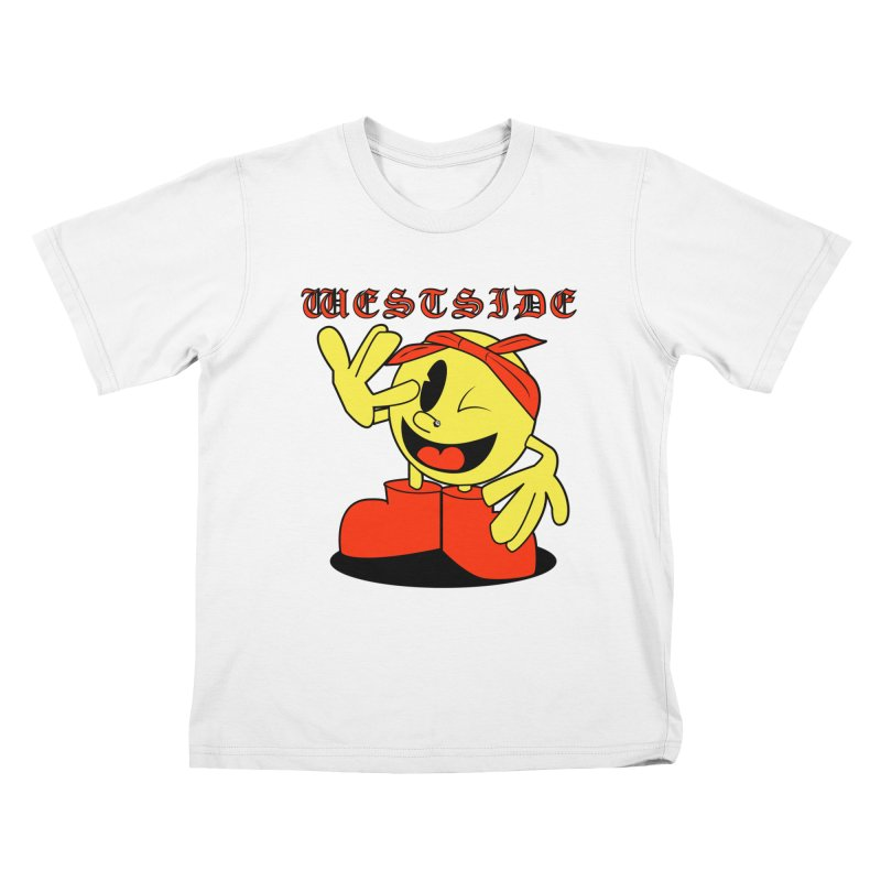 Westside Kids T-Shirt by Slugamo's Threads