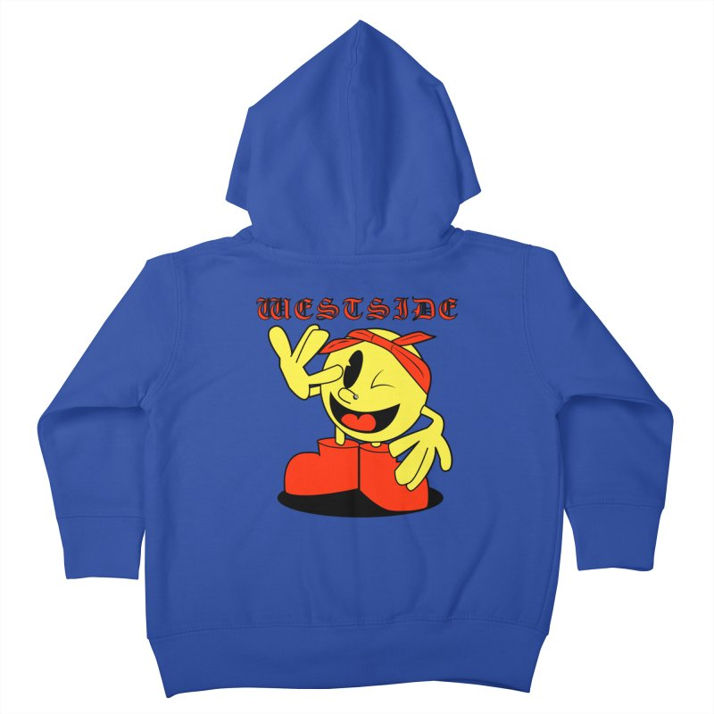 Westside Kids Toddler Zip-Up Hoody by Slugamo's Threads