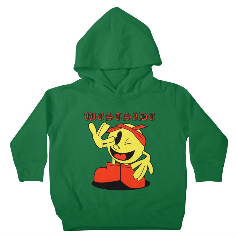 Westside Kids Toddler Pullover Hoody by Slugamo's Threads