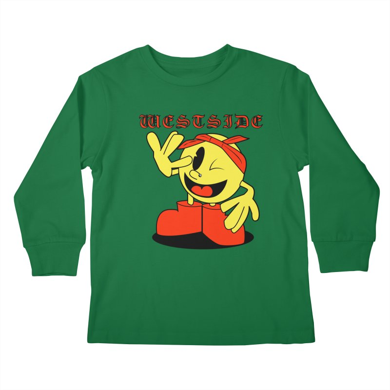 Westside Kids Longsleeve T-Shirt by Slugamo's Threads