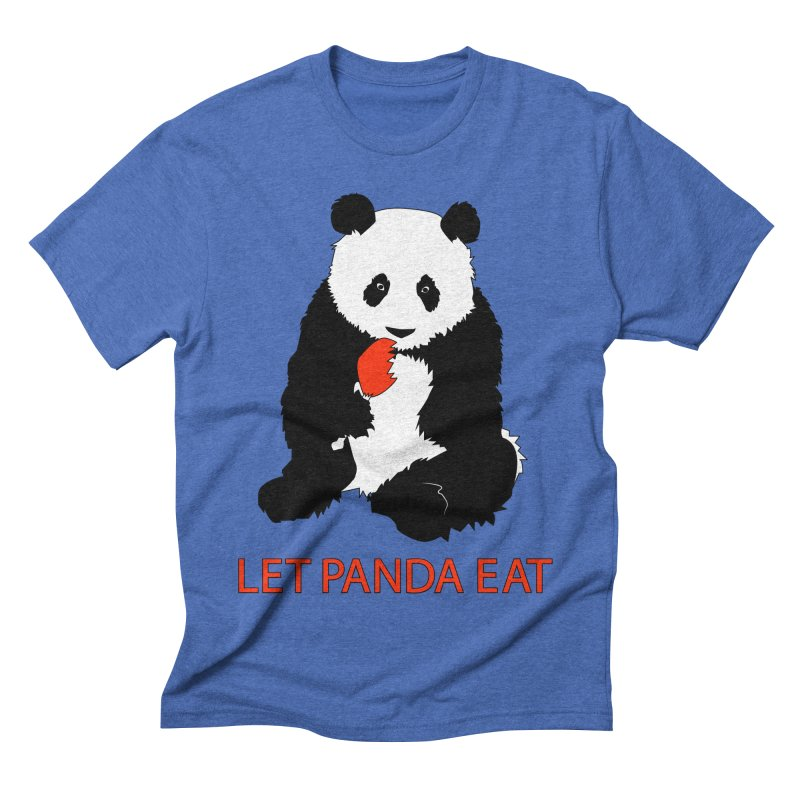 Let Panda Eat   by Slugamo's Threads
