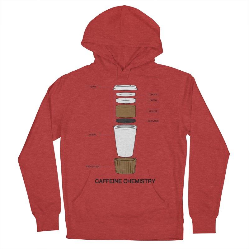Caffeine Chemistry Men's Pullover Hoody by Slugamo's Threads
