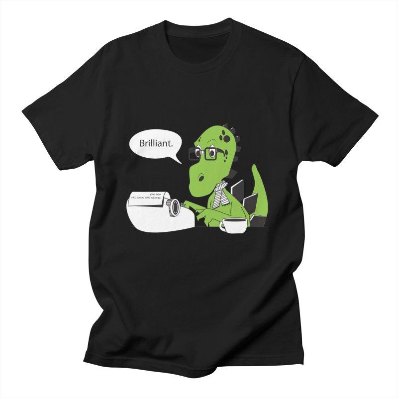 FIRST! Men's T-shirt by Slugamo's Threads