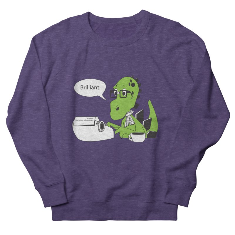 FIRST! Men's Sweatshirt by Slugamo's Threads
