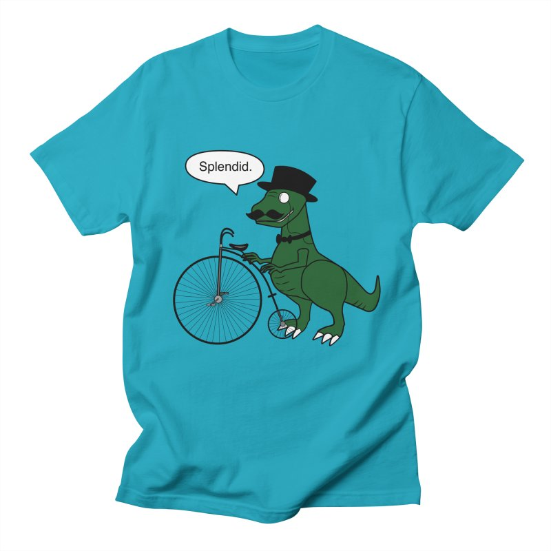 Splendid Find Men's T-Shirt by Slugamo's Threads