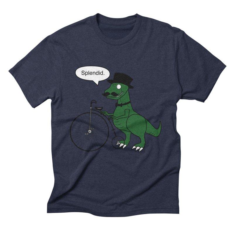 Splendid Find Men's Triblend T-Shirt by Slugamo's Threads