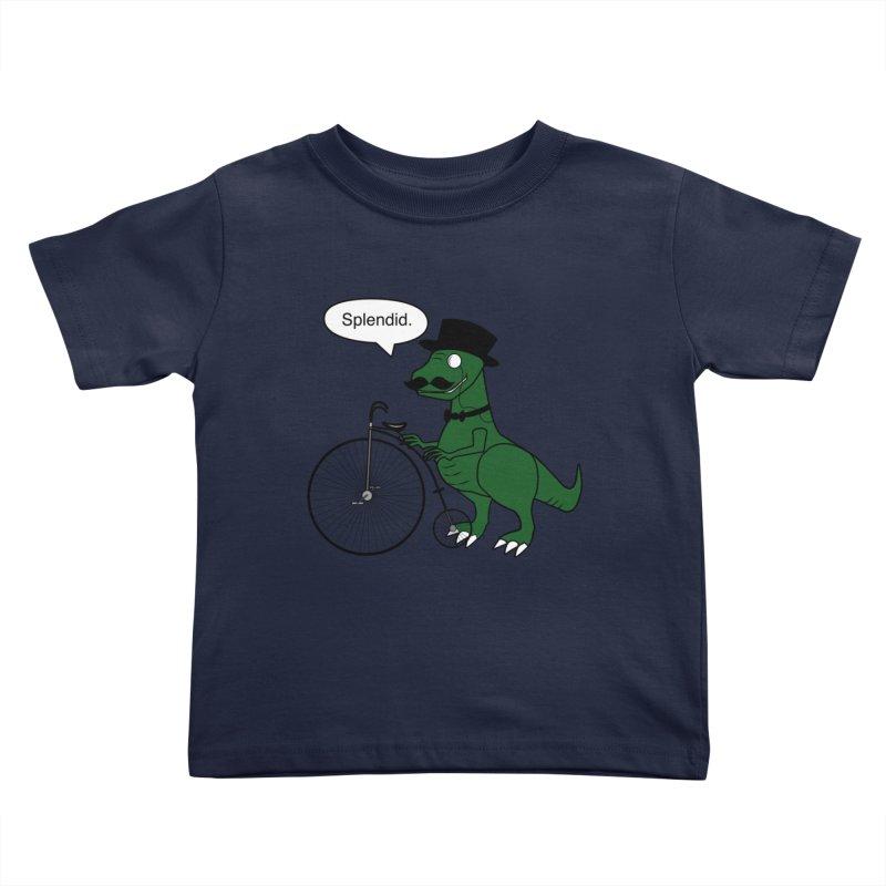 Splendid Find Kids Toddler T-Shirt by Slugamo's Threads