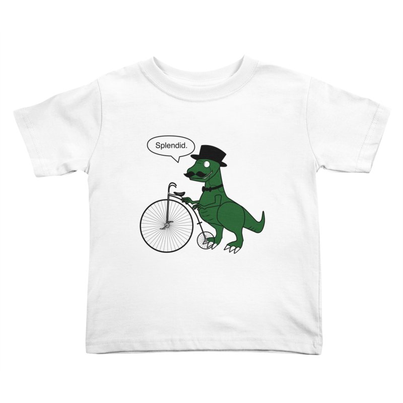 Splendid Find Kids Toddler T-Shirt by Slugamo's Threads
