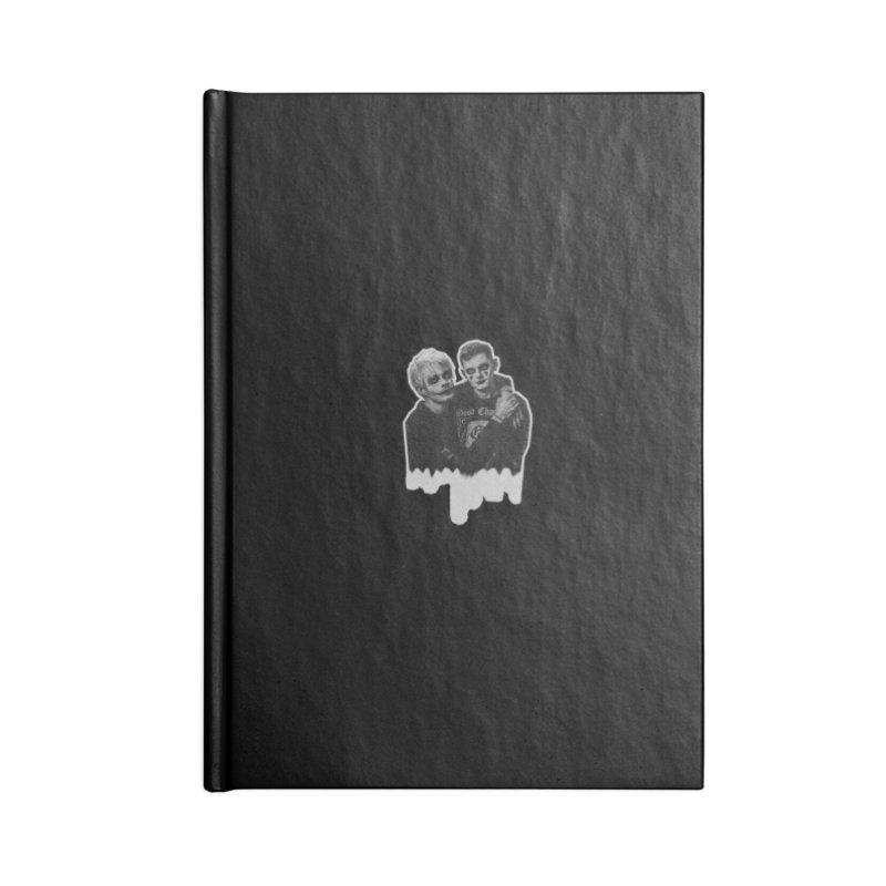Awsten + Travis Journal in Blank Journal Notebook by Awsten + Travis' Slumber Party
