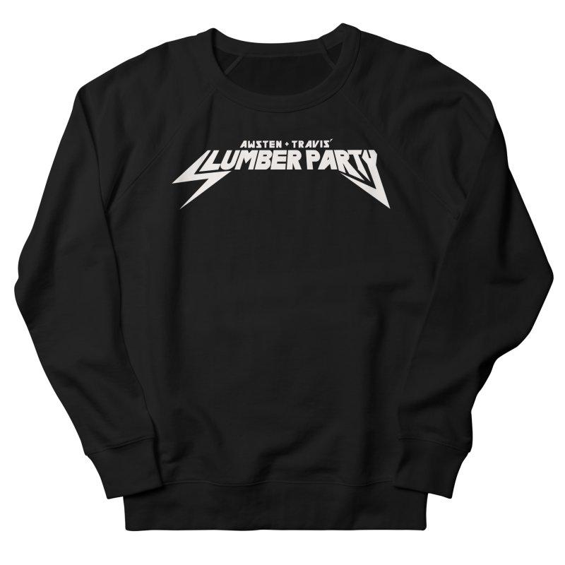 Metal Sweater in Men's French Terry Sweatshirt Black by Awsten + Travis' Slumber Party