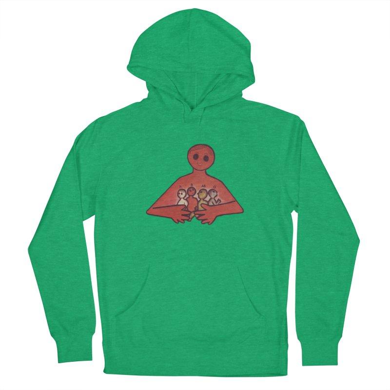 A-B-AB-O Men's Pullover Hoody by Slum Summer Merchandise