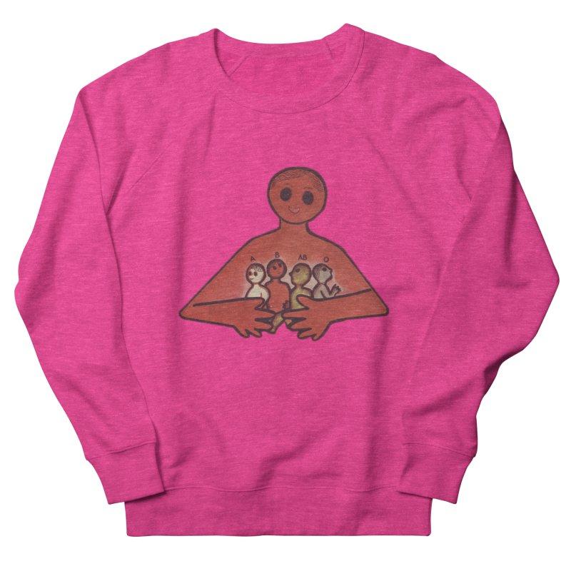 A-B-AB-O Men's French Terry Sweatshirt by Slum Summer Merchandise