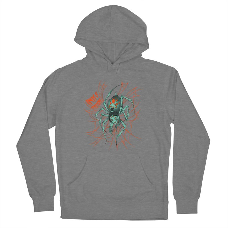 Ink and Pistons - Jorogumo Spider Women's Pullover Hoody by Ink and Pistons   SlushBox