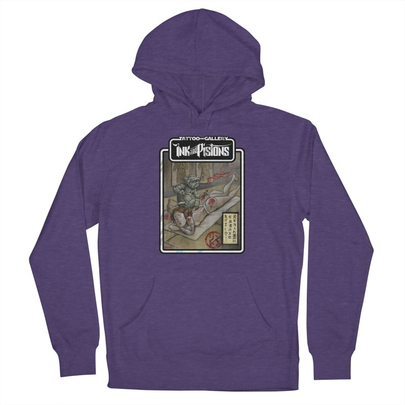 Ink and Pistons: Irezumi Wars Men's Pullover Hoody by Ink and Pistons   SlushBox