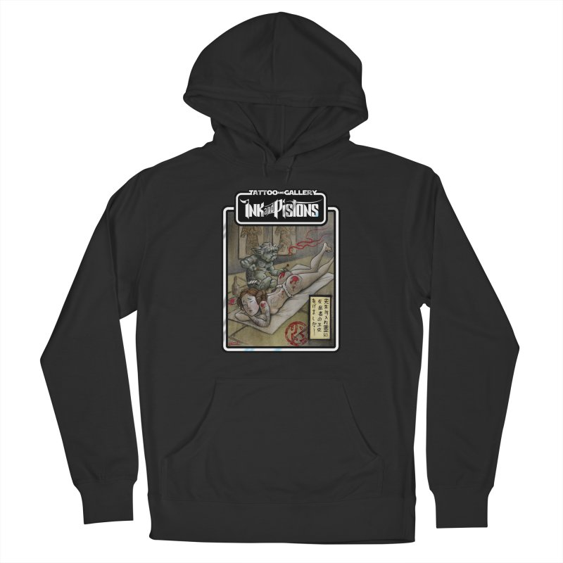 Ink and Pistons: Irezumi Wars Men's Pullover Hoody by Ink and Pistons | SlushBox