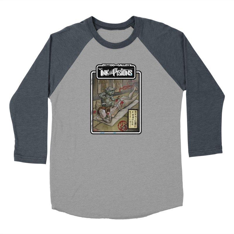 Ink and Pistons: Irezumi Wars Women's Longsleeve T-Shirt by Ink and Pistons | SlushBox