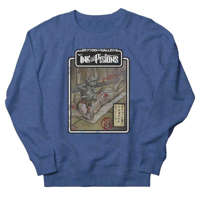 Ink and Pistons: Irezumi Wars Women's Sweatshirt by Ink and Pistons   SlushBox