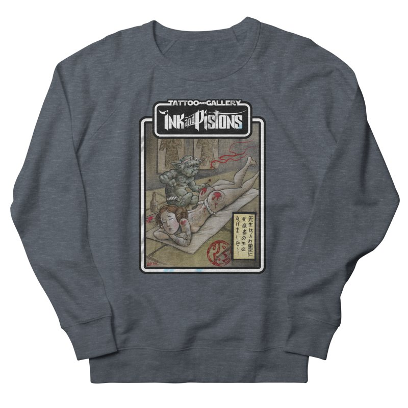 Ink and Pistons: Irezumi Wars Women's Sweatshirt by Ink and Pistons | SlushBox