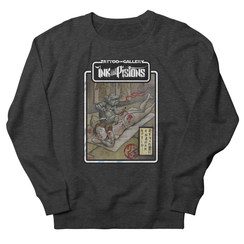 Ink and Pistons: Irezumi Wars Men's Sweatshirt by Ink and Pistons   SlushBox