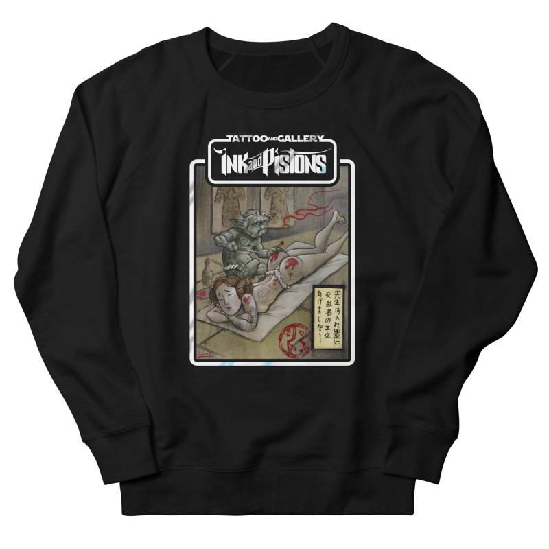 Ink and Pistons: Irezumi Wars Men's Sweatshirt by Ink and Pistons | SlushBox