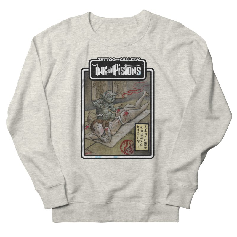 Ink and Pistons: Irezumi Wars Men's Sweatshirt by Ink and Pistons | SlushBox
