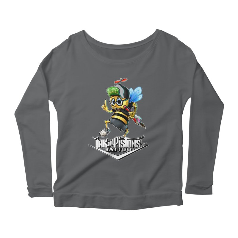 Ink and Pistons: @AdamBee Color Women's Longsleeve T-Shirt by Ink and Pistons | SlushBox