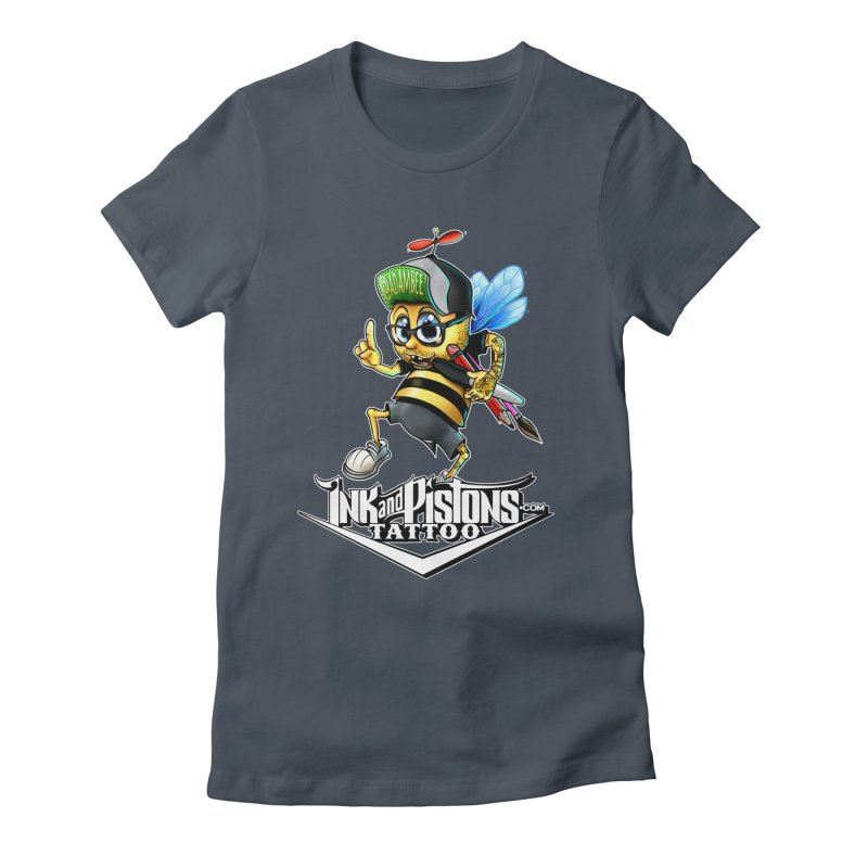 Ink and Pistons: @AdamBee Color Women's T-Shirt by Ink and Pistons | SlushBox